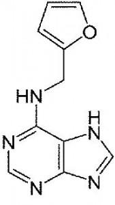 Kinetinas 6-furfurilamino purinas