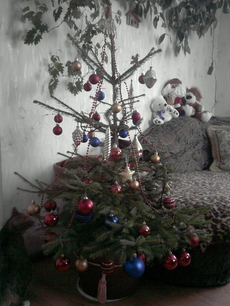 Kalėdų eglutė – 2010 m.