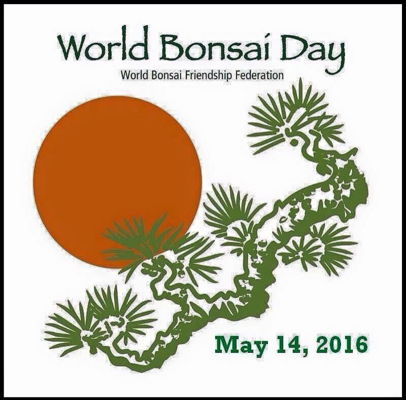Pasaulinė bonsai diena